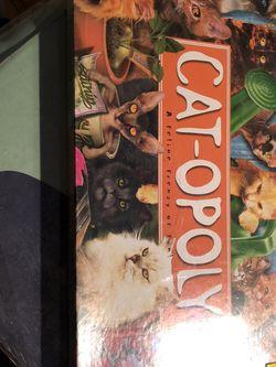 Catopoly Monopoly Board Game for Sale in Pompano Beach,  FL