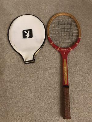Vintage Tennis Racket & Cover for Sale in Pembroke Pines, FL