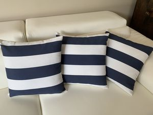 3 new outdoor cushions for Sale in Pembroke Pines, FL