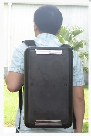 Bluetooth speaker 🔊 Backpack 🎒 for Sale in Falls Church, VA