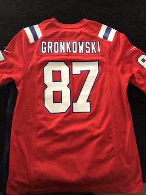 Patriots Gronkowski jersey for Sale in Upland, CA