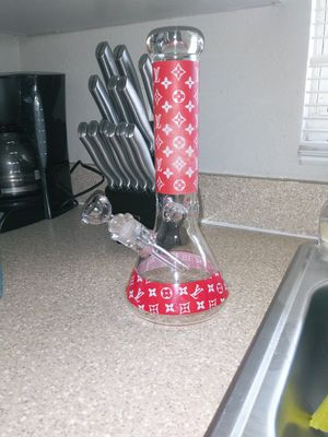 Louis vuitton glass collectable for Sale in Tampa, FL