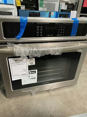 New 30 in. Stainless Steel Single Wall Oven with 1yr Warranty for Sale in Gilbert, AZ