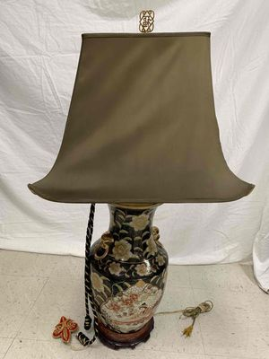 Japanese style lamp for Sale in Princeton, FL