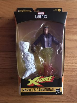 Marvel legends X-men cannonball for Sale in Chicago, IL