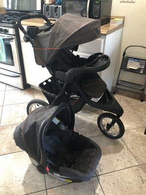 Graco Trax jogger travel system -Evanston $130 for Sale in Chula Vista, CA