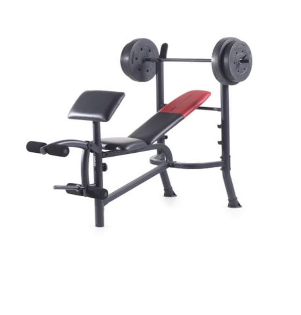 Weight Bench in LIKE NEW Condition