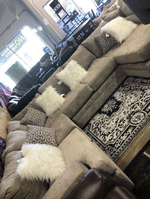 I Furniture sex in a El Rio furniture finance available down payment $39 1456 belt line rd suite 121 Garland tx 75044 Open from 9:30-8:30 for Sale in Garland, TX
