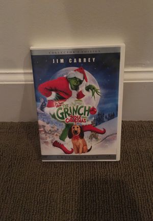 The grinch who stole Christmas movie for Sale in Scottsdale, AZ