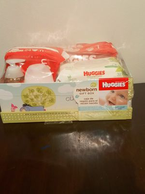 Huggies gift baskets for Sale in North Las Vegas, NV