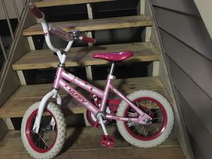 "Kids 12"" Bike with training wheels. for Sale in Fairfax, VA"