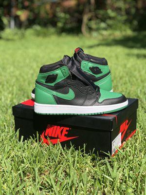 """Nike Air Jordan 1 """"Pine green """" for Sale in Riverdale, GA"""