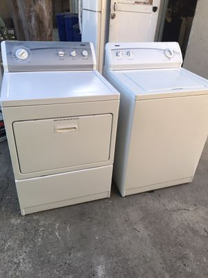Washer and dryer for Sale in Buena Park, CA