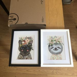 Sloth And Cat 🖼 for Sale in Los Angeles, CA