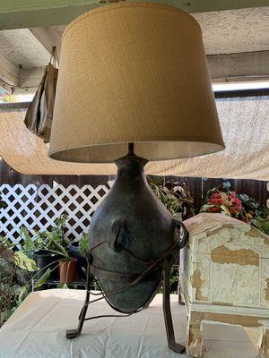big floor lamp for Sale in Fresno, CA
