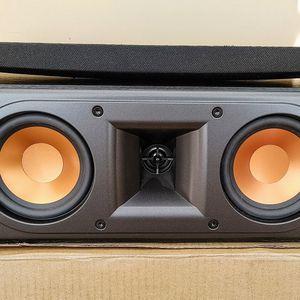 Klipsch Reference RC-10 Center Channel Speaker for Sale in Chandler, AZ
