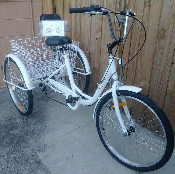 New 7 Speed Trike Bike Bicycle $350 obo.