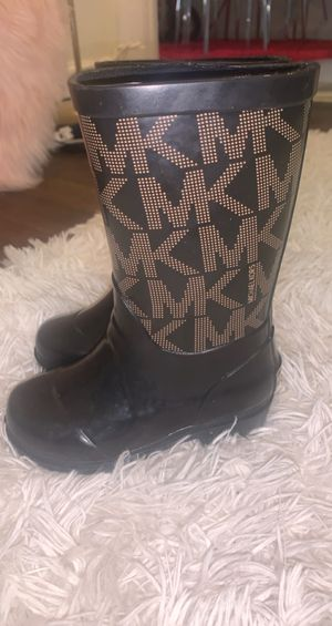 Micheal Kors Rain Boots for Sale in Washington, DC