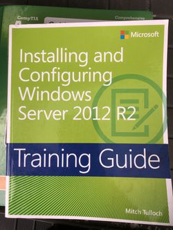 Computer text book windows training guide for Sale in Moon,  PA