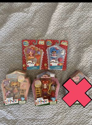 Lalaloopsy Dolls for Sale in Long Beach, CA