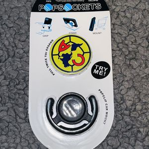 CLUB AMERICA POP SOCKET WITH CAR MOUNT for Sale in Vernon, CA