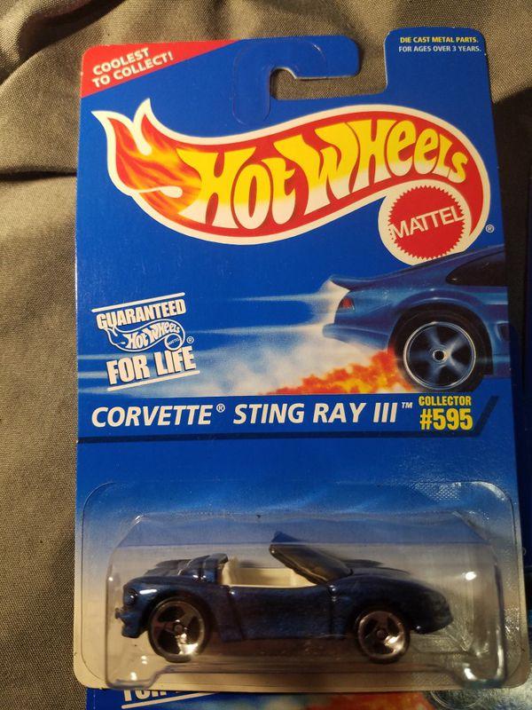 Hot Wheels Corvette Stingray III