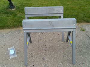Metal Sawhorses for Sale in Columbus, OH