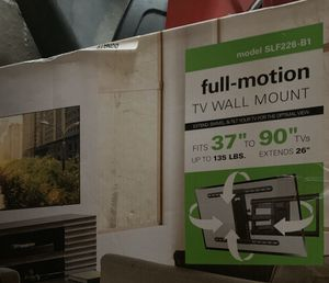 """37"""" 90"""" Tv wall mount. for Sale in Springfield, MA"""