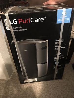 Lg dehumidifier for Sale in San Diego, CA