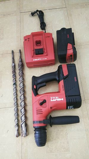 Rotary hammer drill 36v for Sale in Long Beach, CA