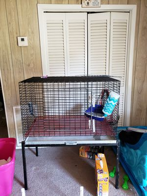 Small animal cage for Sale in Mineola, TX