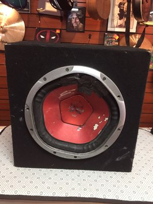 12inch Sub for Sale in Hagerstown, MD
