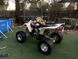 2004 Ltz 400 Suzuki quad $4500 each for Sale in Stockton, CA