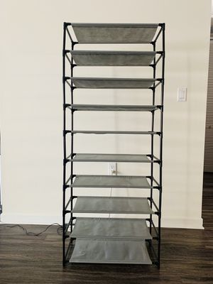 Shelves 10 tier for Sale in San Pedro, CA