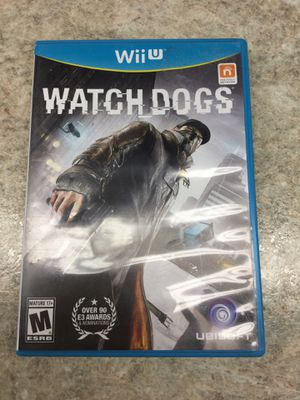 Watch Dogs Wii U Game for Sale in Portland, OR