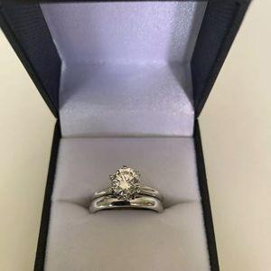 1.24 Carat Natural Diamond VS2 I-J for Sale in Bartow, FL