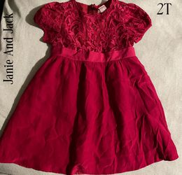 Janie And Jack Baby Girl 18/24M & 2T Clothes for Sale in Annandale,  VA