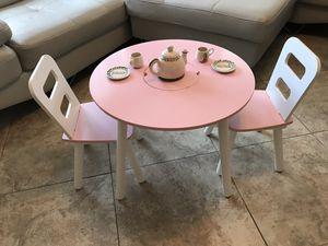 Child's Table & Tea Set for Sale in Tamarac, FL