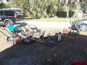 Landscaping equipment for Sale in Tampa, FL