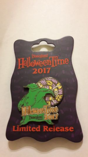 DISNEYLAND Limited Release Halloween Time 2017 Oogie Boogie for Sale in Fort Lauderdale, FL