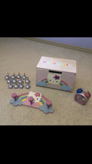 Hello Kitty Bathroom Set for Sale in Kent, WA