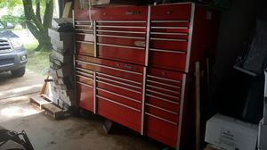 Snap on tool box for Sale in Springfield, VA