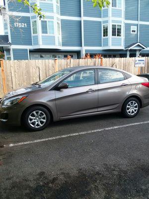2013 Hyundai Accent GLS Sedan for Sale in Lynnwood, WA