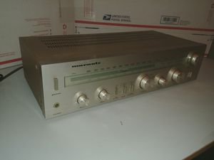 Vintage Marantz Stereo Receiver SR220 for Sale in Carol Stream, IL