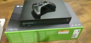 Xbox one X for Sale in Santa Monica, CA