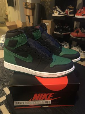 Nike Air Jordan 1 pine green have size 8 and 8.5 $220 for Sale in Bellevue, WA