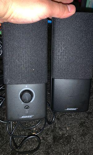 Bose Companion 2 series III MultiMedia speakers for Sale in Herndon, VA