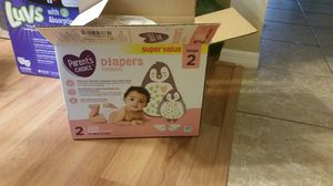 Size 2 Pampers for Sale in Apopka, FL