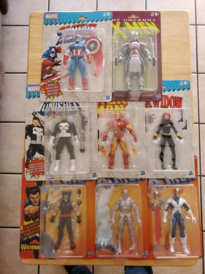 MARVEL LEGENDS... for Sale in Los Angeles, CA