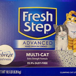 Fresh Step Kitty Litter for Sale in Richmond, CA
